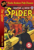 The Spider eBook #70 The Spider and the Slaves of Hell
