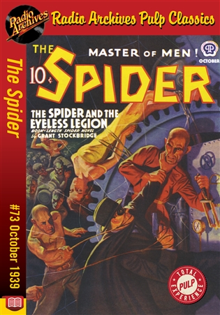 The Spider eBook #73 The Spider and the Eyeless Legion
