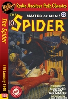 The Spider eBook #76 The Spider and the Pain Master