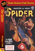 The Spider eBook #79 The Man from Hell