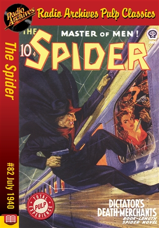 The Spider eBook #82 Dictator's Death Merchants
