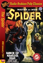 The Spider eBook #88 Harbor of Nameless Dead