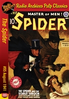 The Spider eBook #95 The Spider and the Scarlet Surgeon