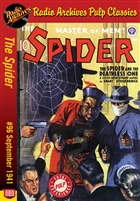 The Spider eBook #96 The Spider and the Deathless One