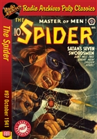 The Spider eBook #97 Satan's Seven Swordsmen
