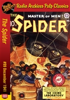 The Spider eBook #99 The Crime Laboratory