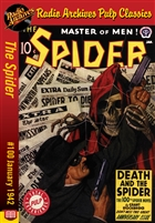 The Spider eBook #100 Death and The Spider