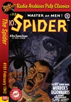 The Spider eBook #101 Murder's Legionnaires