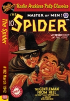 The Spider eBook #102 The Gentleman From Hell
