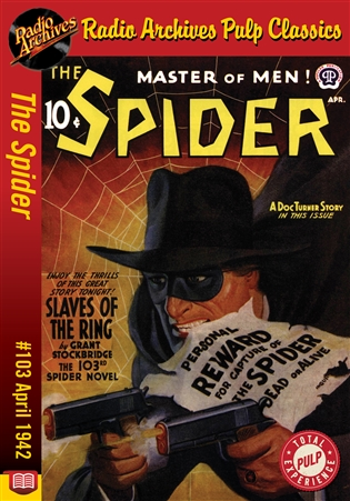 The Spider eBook #103 Slaves of the Ring