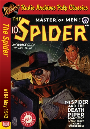 The Spider eBook #104 The Spider and the Death Piper
