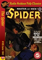 The Spider eBook #105 Revolt of the Underworld