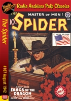 The Spider eBook #107 Fangs of the Dragon