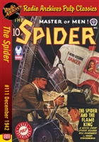 The Spider eBook #111 The Spider and the Flame King