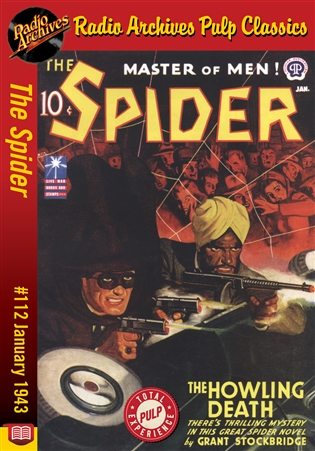 The Spider eBook #112 The Howling Death