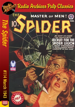 The Spider eBook #114 Recruit for the Spider Legion
