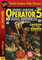 Operator #5 eBook #5 Cavern of the Damned