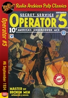 Operator #5 eBook #6 Master of Broken Men