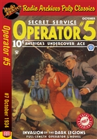 Operator #5 eBook #7 Invasion of the Dark Legions