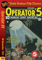 Operator #5 eBook #8 The Green Death Mists