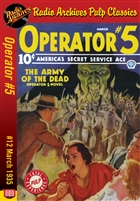 Operator #5 eBook #12 The Army of the Dead