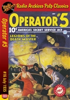 Operator #5 eBook #16 Legions of the Death Master