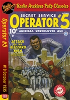 Operator #5 eBook #19 Attack of the Blizzard Men