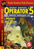 Operator #5 eBook #21 Raiders of the Red Death