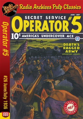 Operator #5 eBook #26 Death's Ragged Army