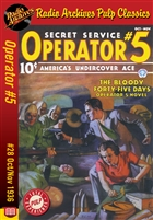 Operator #5 eBook #28 The Bloody Forty-five Days