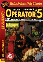 Operator #5 eBook #32 Patriot's Death March