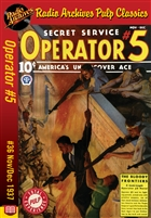 Operator #5 eBook #36 The Bloody Frontiers