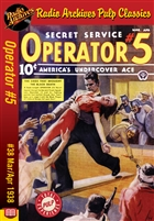 Operator #5 eBook #38 March-April 1938 The Siege that Brought the Black Death