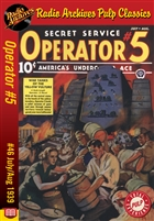 Operator #5 eBook #46 July-August 1939 War Tanks of the Yellow Vulture