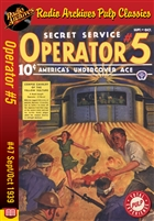 Operator #5 eBook #47 September-October 1939 Corpse Cavalry of the Yellow Vulture