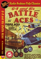 G-8 and His Battle Aces eBook #2 November 1933 Purple Aces