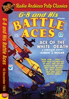 G-8 and His Battle Aces eBook #3 December 1933 Ace Of The White Death