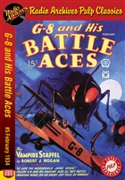 G-8 and His Battle Aces eBook #5 February 1934 The Vampire Staffel