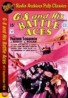 G-8 and His Battle Aces eBook # 12 September 1934 The Panther Squadron
