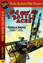 G-8 and His Battle Aces eBook # 20 May 1935 The Gorilla Staffel