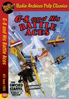 G-8 and His Battle Aces eBook # 21 June 1935 The Sword Staffel