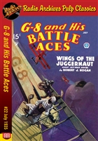 G-8 and His Battle Aces eBook # 22 July 1935 Wings of the Juggernaut