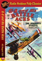 G-8 and His Battle Aces eBook # 23 August 1935 The Headless Staffel