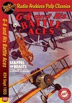 G-8 and His Battle Aces eBook #024 September 1935 Staffel of Beasts