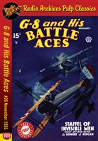 G-8 and His Battle Aces eBook #26 November 1935 Staffel Of Invisible Men