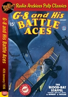G-8 and His Battle Aces eBook #28 January 1936 The Blood Bat Staffel