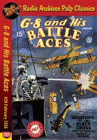 G-8 and His Battle Aces eBook #29  February 1936 Skeletons of the Black Cross