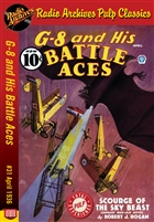 G-8 and His Battle Aces eBook #31 April 1936 Scourge of the Sky Beast