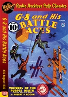 G-8 and His Battle Aces eBook #35 August 1936 Vultures of the Purple Death