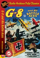 G-8 and His Battle Aces eBook #40 January 1937 Scourge of the Steel Mask